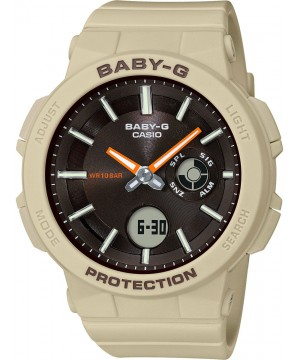 Ceas dama Casio Baby-G BGA-255-5AER Outdoor Colors Neon Illuminator