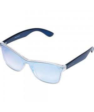 Ochelari de soare argintii unisex Daniel Klein Premium DK3201P-3
