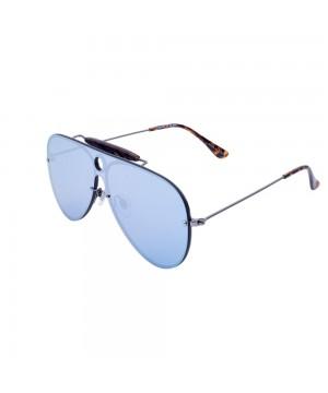 Ochelari de soare albastri pentru dama Daniel Klein Trendy DK4211P-2