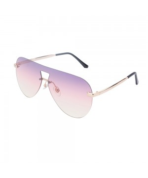 Ochelari de soare bicolori pentru dama Daniel Klein Trendy DK4294P-4