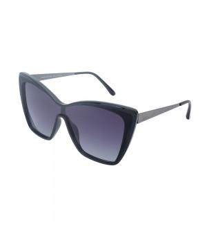 Ochelari de soare negri pentru dama Daniel Klein Trendy DK4302-1