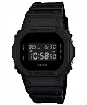Ceas Casio G-Shock DW-5600BB-1 Monotone designs Military