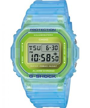 Ceas barbatesc Casio G-Shock DW-5600LS-2ER Semi-transparent Fluorescent