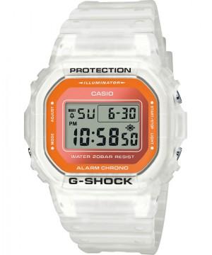 Ceas barbatesc Casio G-Shock DW-5600LS-7ER Semi-transparent Fluorescent