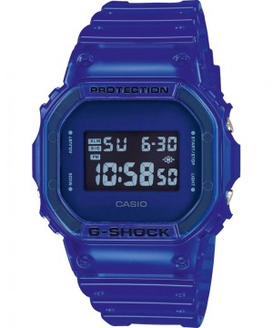 Ceas barbatesc Casio G-Shock DW-5600SB-2ER Color Skeleton Series