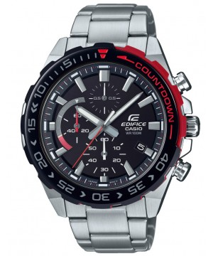 Ceas barbatesc Casio Edifice EFR-566DB-1AVUEF Countdown bezel