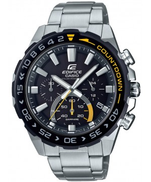 Ceas barbatesc Casio Edifice EFS-S550DB-1AVUEF Solar Chronograph