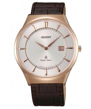 Ceas barbatesc Orient FGW03002W0 Quartz Dressy Slim (FGW03002W0) oferit de magazinul Japora