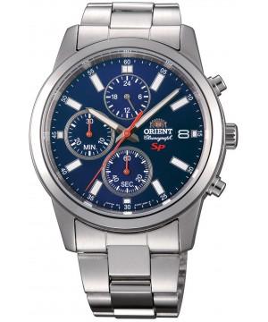 Ceas barbatesc Orient FKU00002D0 Quartz Chronograph (FKU00002D0) oferit de magazinul Japora