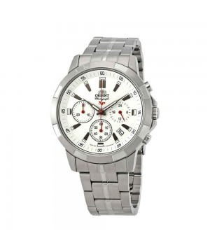 Ceas barbatesc Orient FKV00004W Quartz Sporty Chrongra[h (FKV00004W) oferit de magazinul Japora