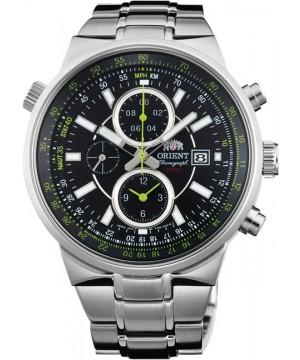 Ceas barbatesc ORIENT FTT15001B Sporty Chronograph Quartz
