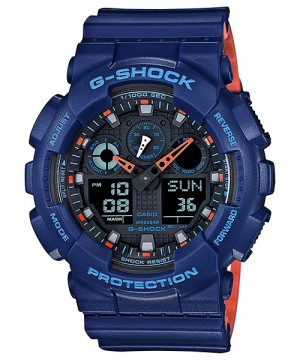 Ceas barbatesc Casio G-Shock GA-100L-2AER Special Colors