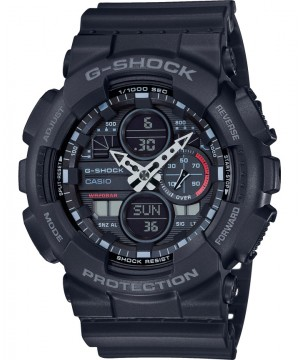 Ceas barbatesc Casio G-Shock GA-140-1A1ER Analog-Digital