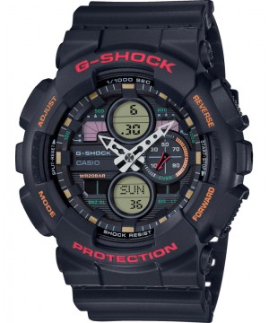 Ceas barbatesc Casio G-Shock GA-140-1A4ER Analog-Digital