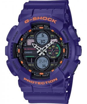 Ceas barbatesc Casio G-Shock GA-140-6AER Analog-Digital