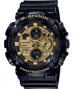 Ceas barbatesc Casio G-Shock GA-140GB-1A1ER Analog-Digital