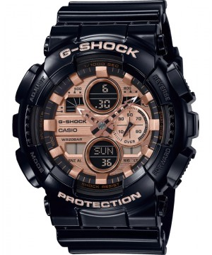 Ceas barbatesc Casio G-Shock GA-140GB-1A2ER Analog-Digital
