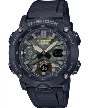 Ceas barbatesc Casio G-Shock GA-2000SU-1AER Carbon Core Guard