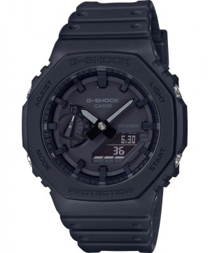 Ceas barbatesc Casio G-Shock GA-2100-1A1ER Carbon Core Guard