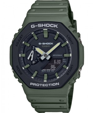 Ceas barbatesc Casio G-Shock GA-2110SU-3AER Carbon Core Guard