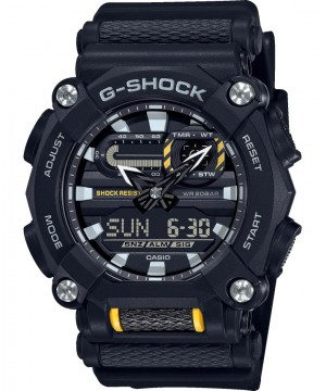 Ceas barbatesc Casio G-Shock GA-900-1AER Analog-Digital