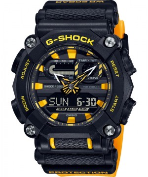 Ceas barbatesc Casio G-Shock GA-900A-1A9ER Analog-Digital