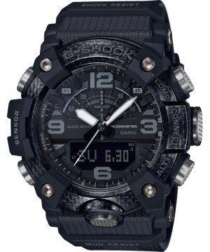 Ceas barbatesc Casio G-Shock GG-B100-1BER MUDMASTER Bluetooth Carbon Core Guard
