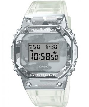 Ceas barbatesc Casio G-Shock GM-5600SCM-1ER Metal Covered Series