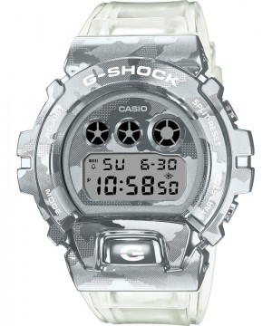 Ceas barbatesc Casio G-Shock GM-6900SCM-1ER Metal Covered Series