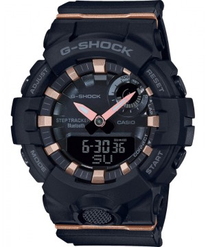 Ceas barbatesc Casio G-Shock GMA-B800-1AER G-SQUAD Bluetooth