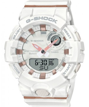 Ceas barbatesc Casio G-Shock GMA-B800-7AER G-SQUAD Bluetooth