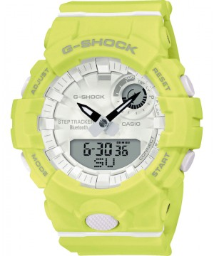 Ceas barbatesc Casio G-Shock GMA-B800-9AER G-SQUAD Bluetooth