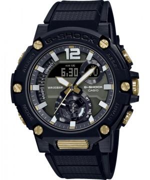 Ceas barbatesc Casio G-Shock GST-B300B-1AER Bluetooth Tough Solar G-STEEL