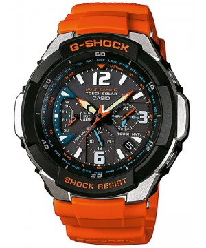 Ceas Casio G-Shock GW-3000M-4A MultiBand 6 Tough Solar Gravity Defier
