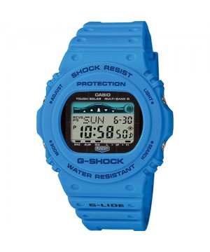 Ceas barbatesc Casio G-Shock GWX-5700CS-2ER G-Lide MultiBand 6 Tough Solar