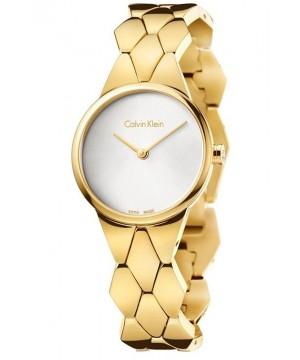 Ceas dama Calvin Klein K6E23546 Snake (K6E23546) oferit de magazinul Japora