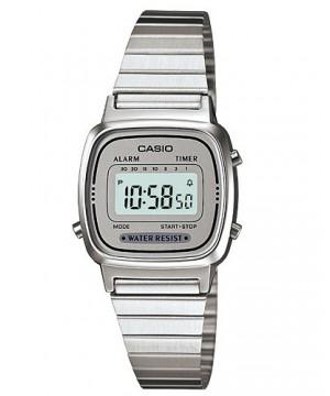 Ceas dama Casio STANDARD LA670WEA-7 Digital Retro