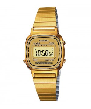Ceas dama Casio STANDARD LA670WEGA-9EF Digital Retro (LA670WEGA-9EF) oferit de magazinul Japora