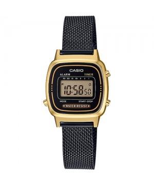 Ceas dama Casio Standard LA670WEMB-1EF Digital Retro
