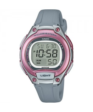 Ceas dama Casio Standard LW-203-8AVEF Digital: 10-Year Battery