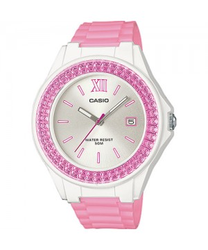 Ceas dama Casio Standard LX-500H-4E3VEF PINK COLLECTION