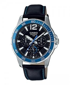 Ceas barbatesc Casio Standard MTD-330L-1A2VDF Analog: Diver Look