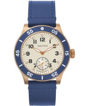 Ceas barbatesc Nautica NAPHST003 Blue Quartz (NAPHST003) oferit de magazinul Japora