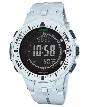 Ceas Casio Pro Trek PRG-300-7 Solar Triple Sensor Version 3
