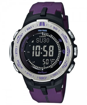 Ceas Casio Pro Trek PRW-3100-6ER MultiBand 6 Solar Triple Sensor Version 3