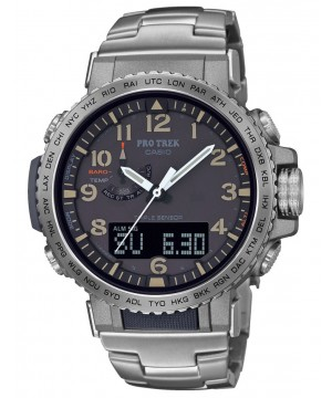 Ceas barbatesc Casio Pro Trek PRW-50T-7AER Triple Sensor Multiband 6 Tough Solar Smart Access