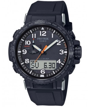 Ceas barbatesc Casio Pro Trek PRW-50Y-1AER Climber Line Triple Sensor Multiband 6 Tough Solar Smart Access