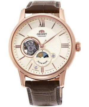 Ceas barbatesc Orient RA-AS0003S Open Heart Automatic
