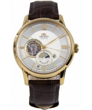 Ceas barbatesc Orient RA-AS0004S Open Heart Automatic
