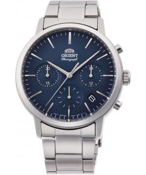 Ceas barbatesc Orient RA-KV0301L10B Contemporary Chronograph Quartz (RA-KV0301L10B) oferit de magazinul Japora